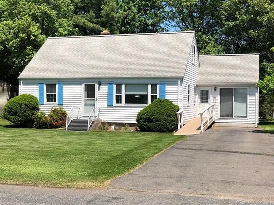 Single Family For Sale, Cape Cod - New Britain, CT (photo 1)