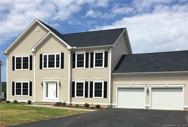 Single Family For Sale, Colonial - Cheshire, CT