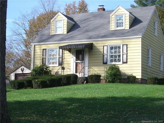 Single Family For Sale, Cape Cod - Hamden, CT (photo 1)