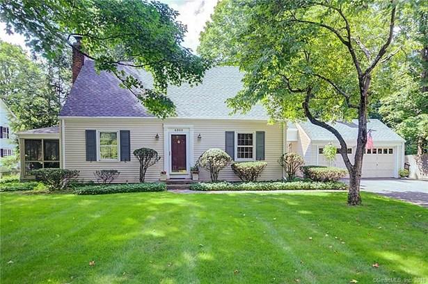 Single Family For Sale, Cape Cod - Hamden, CT