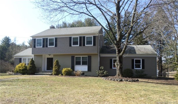Single Family For Sale, Colonial - North Haven, CT (photo 1)