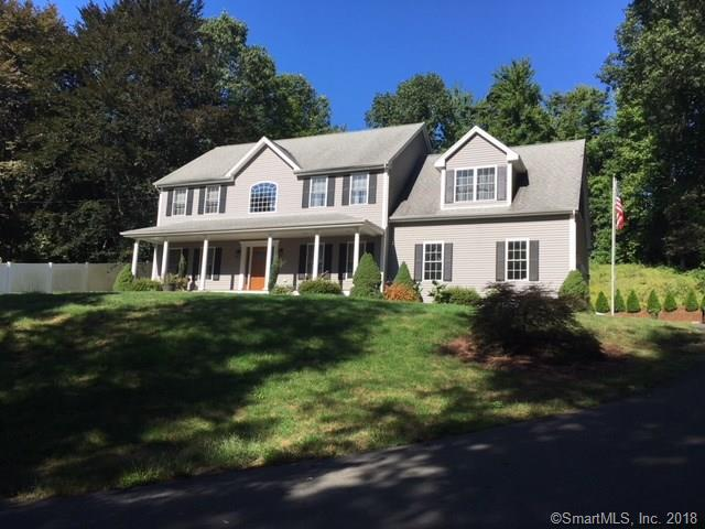 Single Family For Sale, Colonial - North Branford, CT