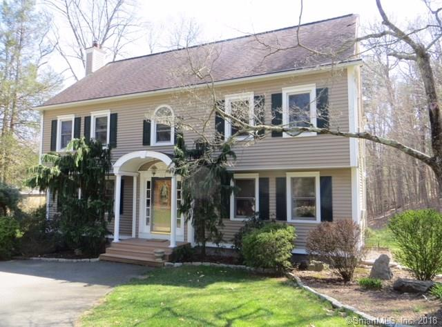 Single Family For Sale, Colonial - Bethany, CT (photo 1)