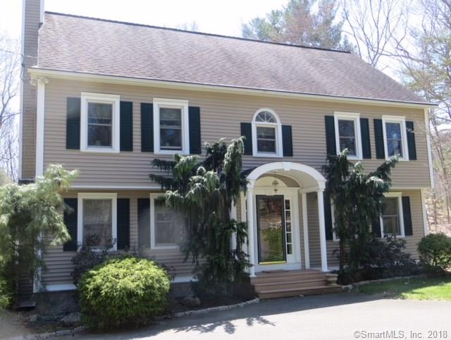 Single Family For Sale, Colonial - Bethany, CT (photo 2)