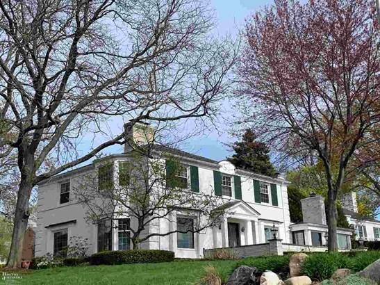 Residential, Colonial - Grosse Pointe Farms, MI