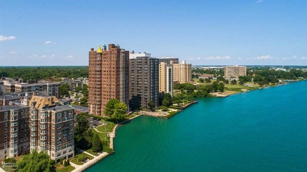 Condominium, Condo/Apt 2nd Flr Or Above - Detroit, MI