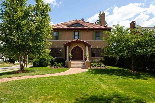 Residential, Colonial - Grosse Pointe Park, MI