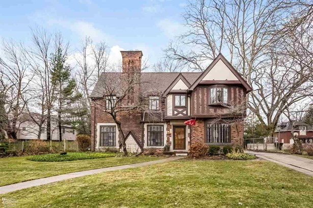 Tudor, Residential - Grosse Pointe Park, MI (photo 1)