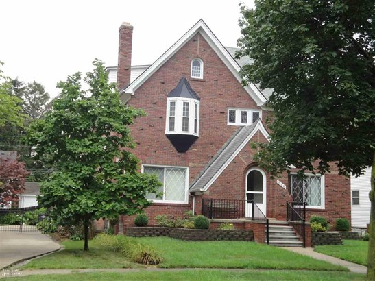 Colonial, 1 to 4 Units - Grosse Pointe, MI (photo 3)