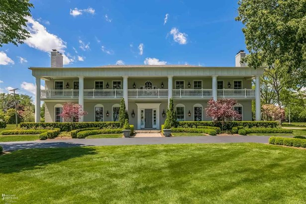 Residential, Colonial - Grosse Pointe Shores, MI (photo 2)