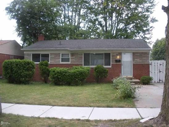 Residential, Ranch - Clinton Township, MI (photo 1)