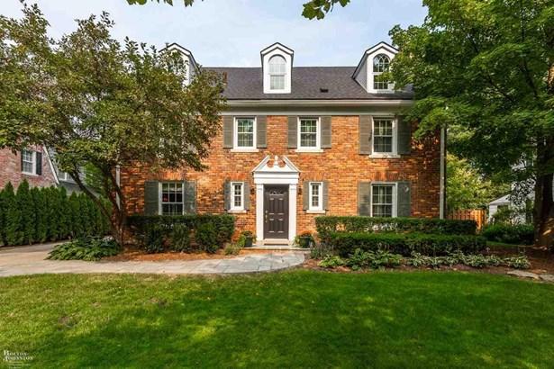 Residential, Colonial - Grosse Pointe, MI