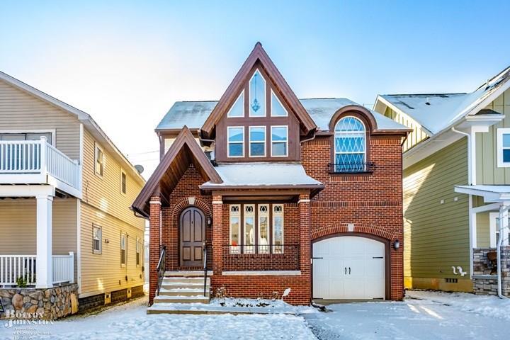 Tudor, Residential - Royal Oak, MI