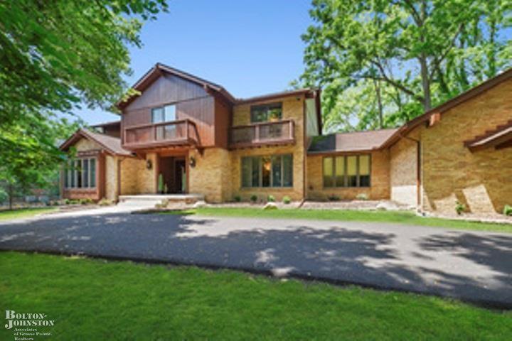 Colonial, Single Family - Bloomfield Hills, MI