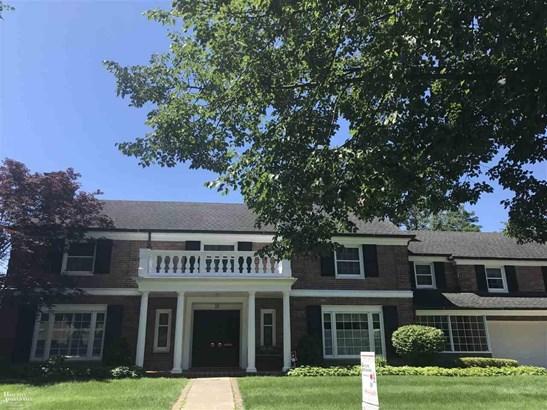 Residential, Colonial - Grosse Pointe Farms, MI (photo 2)