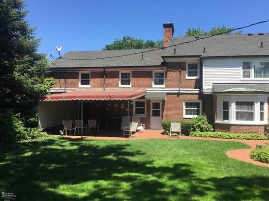 Residential, Colonial - Grosse Pointe Farms, MI (photo 4)