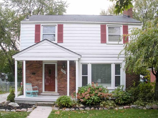 Residential, Colonial - Grosse Pointe Woods, MI (photo 1)