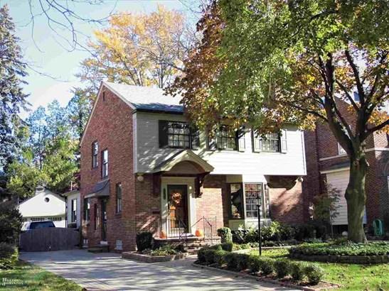 Residential, Colonial - Grosse Pointe Park, MI (photo 1)