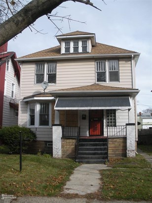 Residential, Colonial - Detroit, MI (photo 1)