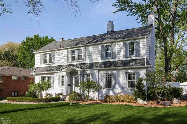 Residential, Colonial - Grosse Pointe Park, MI (photo 1)