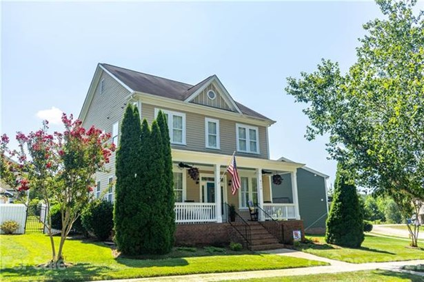 Traditional, 2 Story - Conover, NC