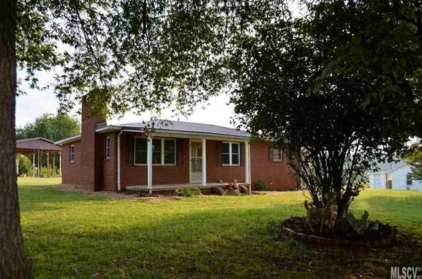 Single Family, Ranch/Bsmt - Taylorsville, NC (photo 1)
