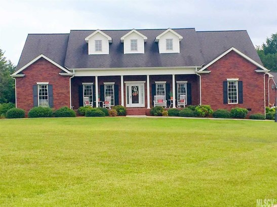 Ranch/FROG, Single Family - Statesville, NC (photo 1)