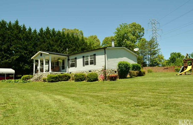 Manufactured, Single Family - Taylorsville, NC (photo 4)
