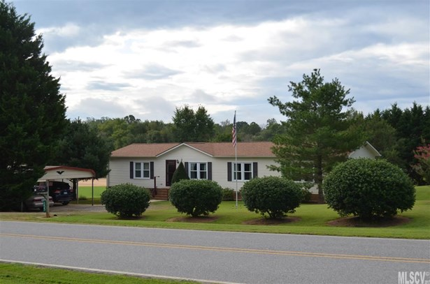 Manufactured, Single Family - Taylorsville, NC (photo 1)