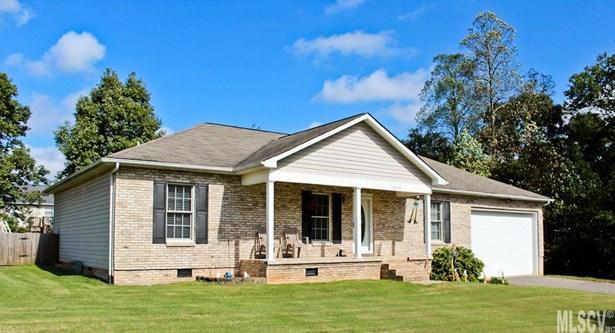 Ranch, Single Family - Conover, NC (photo 4)