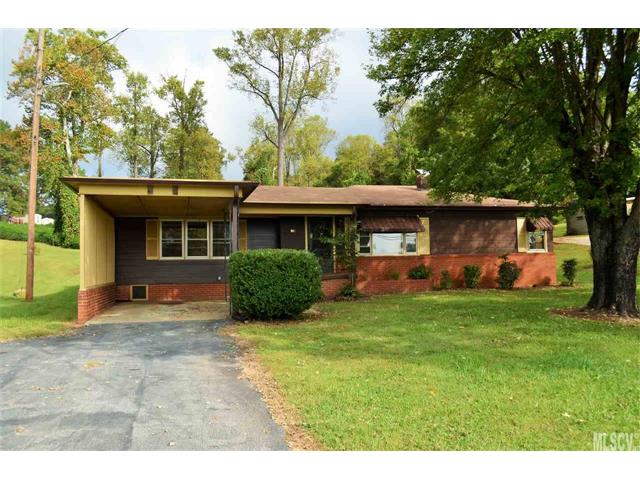 Residential Property, Cottage/Bungalow - Taylorsville, NC (photo 1)
