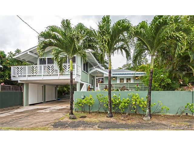 Detach Single Family,Multiple Dwellings, Residential - Kailua, HI (photo 1)