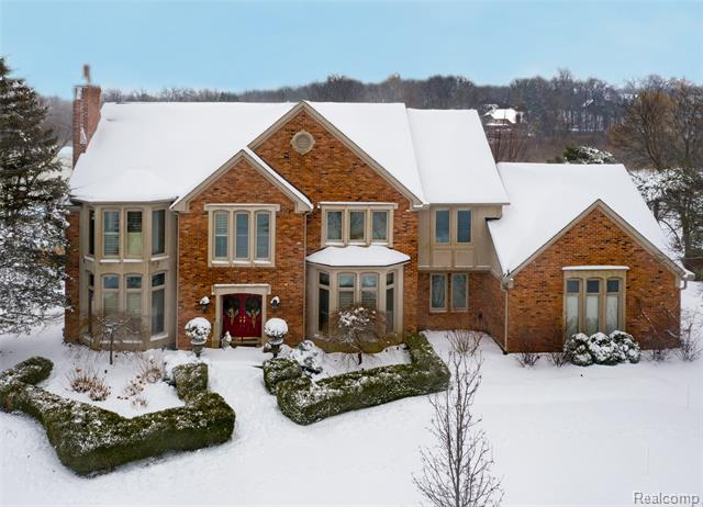 Colonial,Traditional - Bloomfield Hills, MI