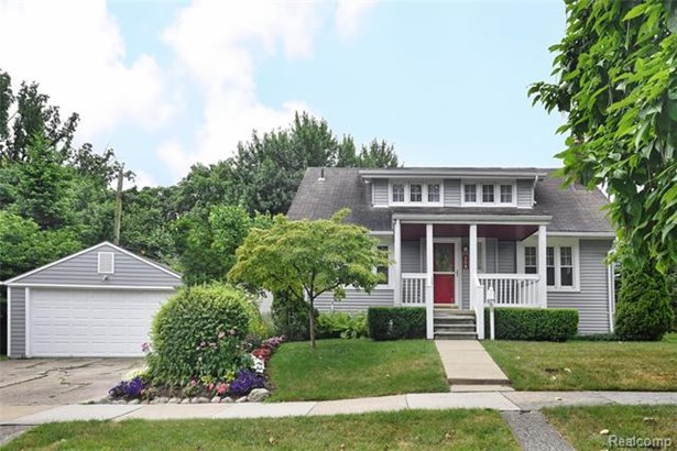 1/2 Duplex with Land,Bungalow - Royal Oak, MI
