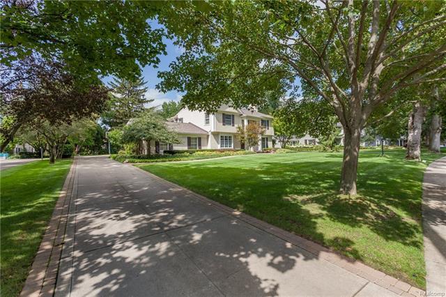 Colonial - Bloomfield Hills, MI (photo 4)