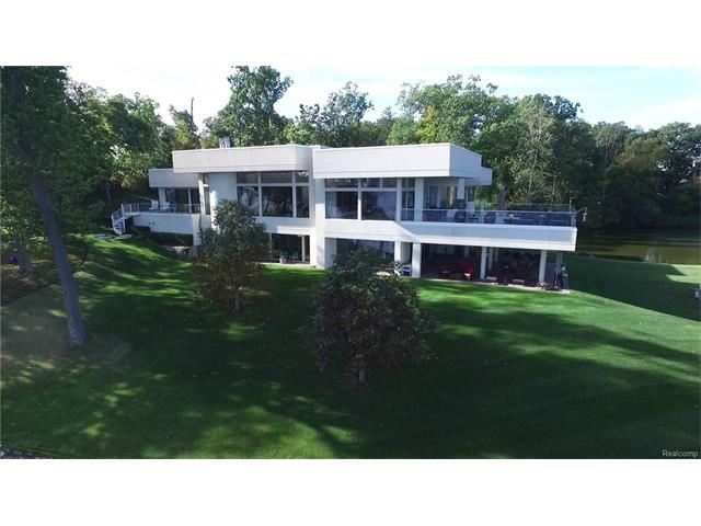Contemporary,Ranch - Bloomfield Hills, MI (photo 4)