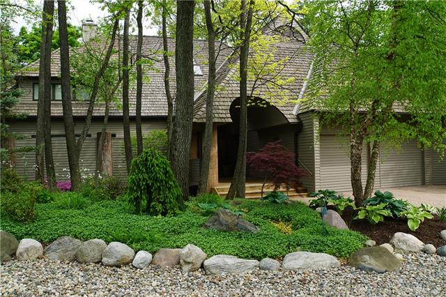 Colonial,Contemporary,Free Standing/Detached - Bloomfield Hills, MI (photo 1)
