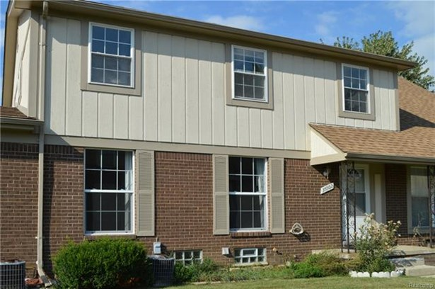Colonial,Townhouse - Sterling Heights, MI