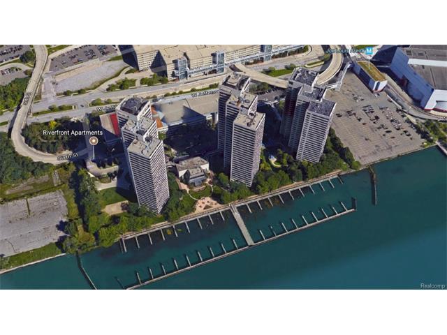 Common Entry Building,High Rise - Detroit, MI (photo 2)