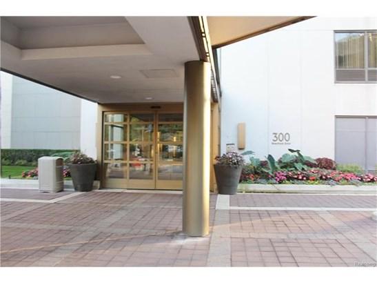 Common Entry Building,High Rise - Detroit, MI (photo 3)
