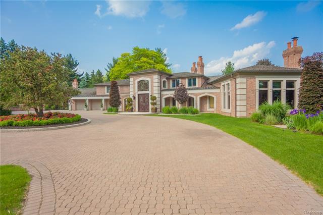 Colonial - Bloomfield Hills, MI (photo 1)