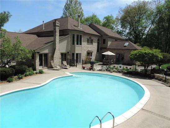 Colonial,Contemporary - Bloomfield Hills, MI (photo 3)