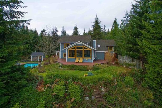 310 Forest Ridge, Bowen Island, BC - CAN (photo 2)