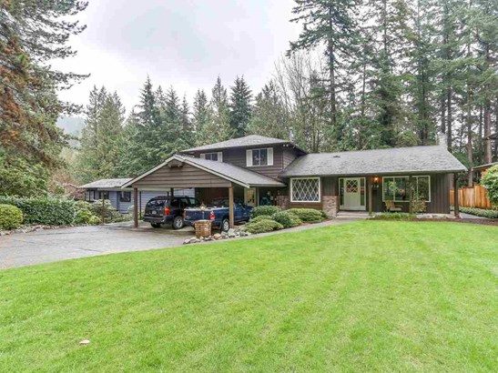 5718 Bluebell Drive, West Vancouver, BC - CAN (photo 1)