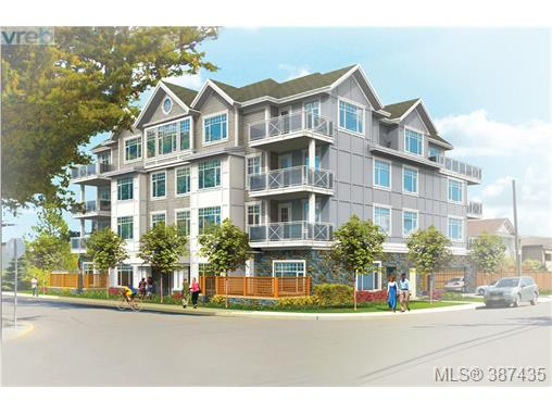 206 2475 Mt. Baker Ave, Sidney, BC - CAN (photo 1)