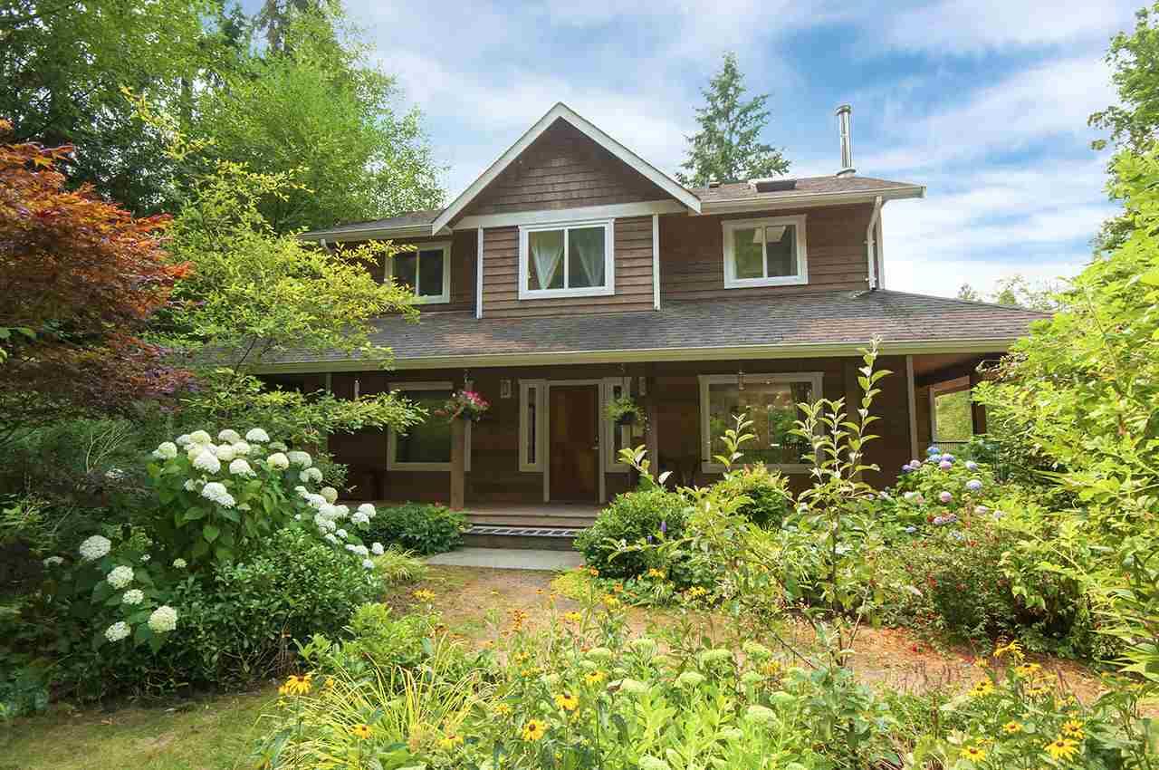 1631 Amelia Lane, Bowen Island, BC - CAN (photo 1)