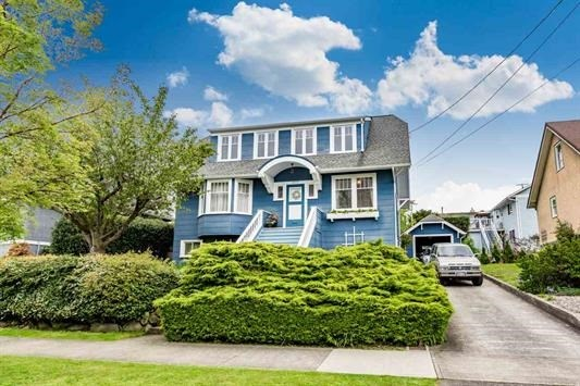 1407 Hamilton Street, New Westminster, BC - CAN (photo 1)