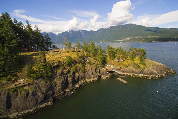 930 Waterfront, Bowen Island, BC - CAN (photo 1)