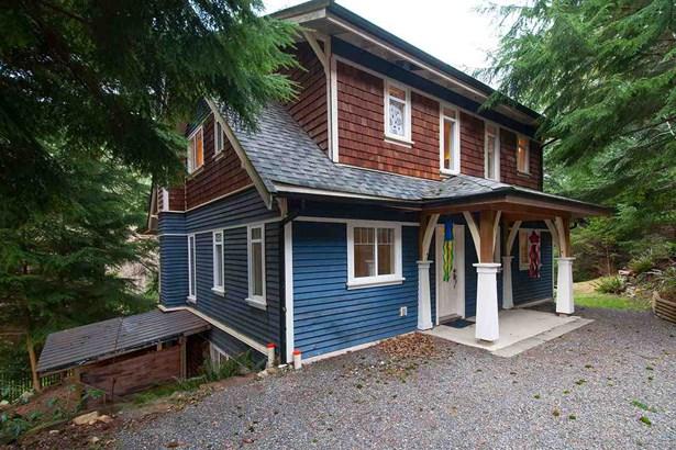 1287 Scarborough Road, Bowen Island, BC - CAN (photo 1)
