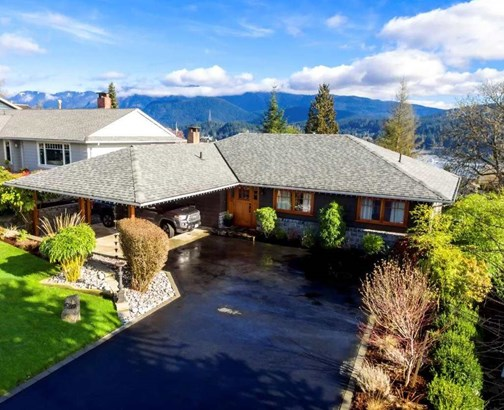 4219 Glenhaven Crescent, North Vancouver, BC - CAN (photo 1)